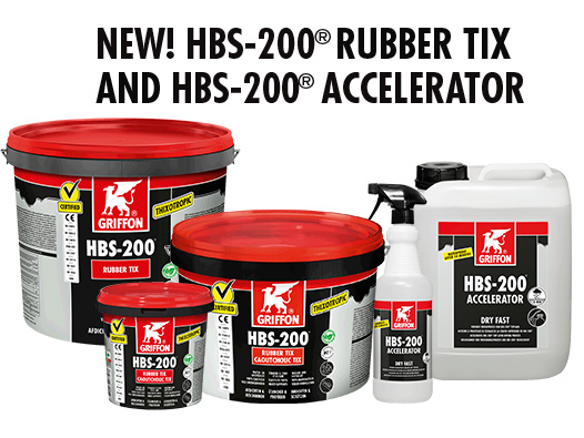 HBS-200 ACCELERATOR AND RUBBER TIX